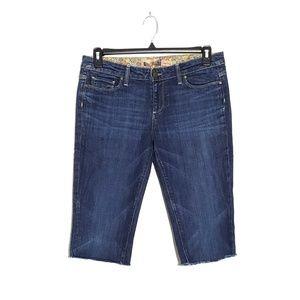 PAIGE | jimmy jimmy cutoff jeans sz 29
